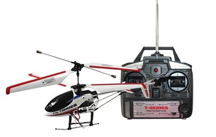 双桨合金直升飞机t10