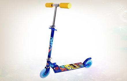 二轮儿童滑板车