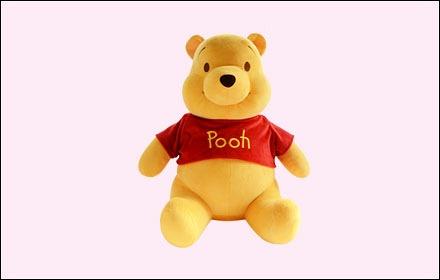可爱小熊毛绒玩具布娃娃大号生日