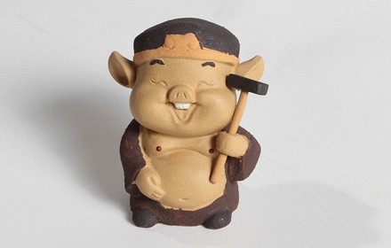 西游记茶宠之猪八戒