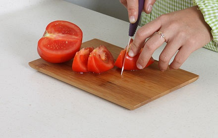 巧生活 长方形切菜板