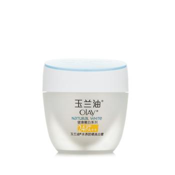 玉兰油 (OLAY)水养防晒美白霜SPF24PA++ 50g