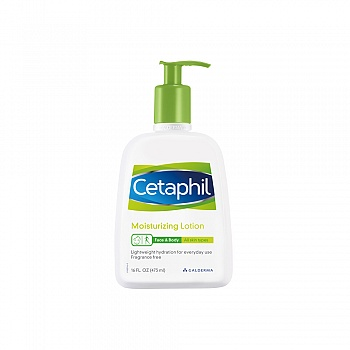 加拿大•丝塔芙 Cetaphil 保湿润肤乳 473ml