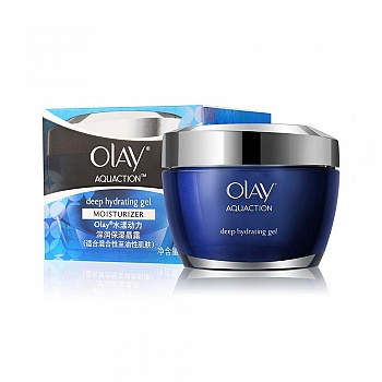 OLAY(玉兰油)水漾动力深润保湿晶露(适合混合性至油性肌肤)50g