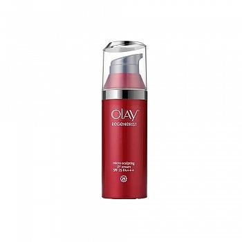 美国•OLAY(玉兰油 )新生塑颜金纯日御光修护乳霜50ml