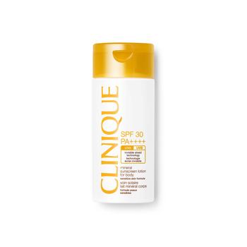 美国•倩碧(Clinique)身体防晒乳(矿物配方)SPF30 PA++++ 125ml