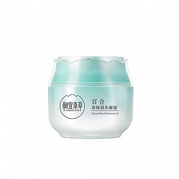 中国•相宜本草百合高保湿水凝霜50g