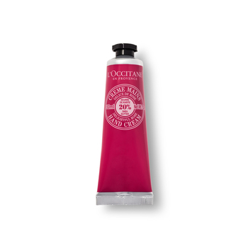 法国•欧舒丹(L'OCCITANE)乳木果玫瑰润手霜 30ml