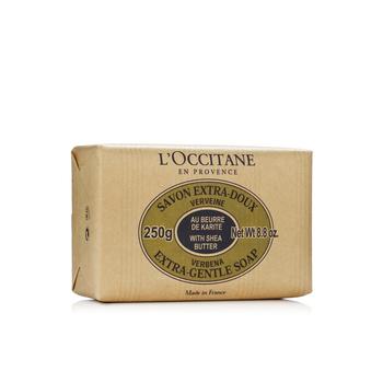 法国•欧舒丹(L'OCCITANE)乳木果马鞭草味洁肤皂 250g