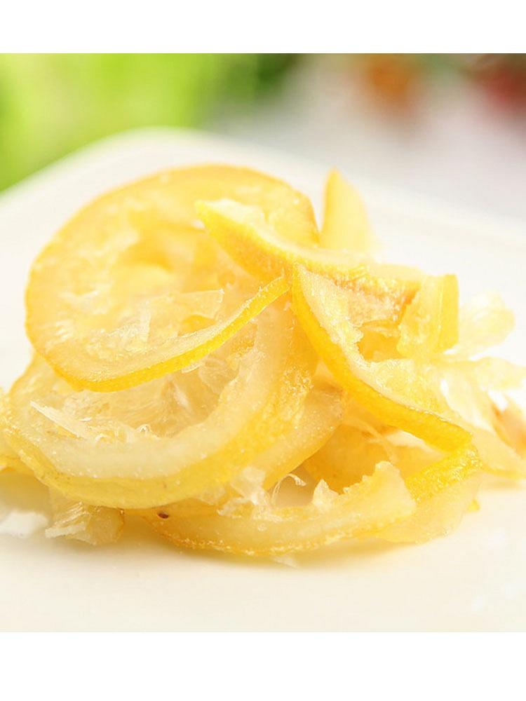 即食柠檬片_鲜引力即食柠檬片干哪里买卖比较好的柠檬干