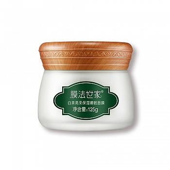 中国•膜法世家白茶亮采保湿睡眠面膜125g