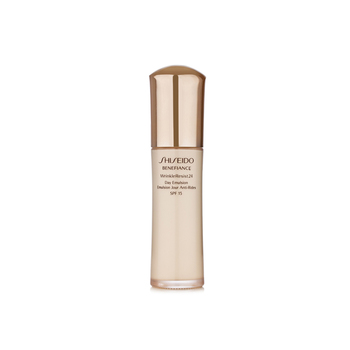 日本•资生堂 (Shiseido)盼丽风姿抗皱日乳SPF15 75ml