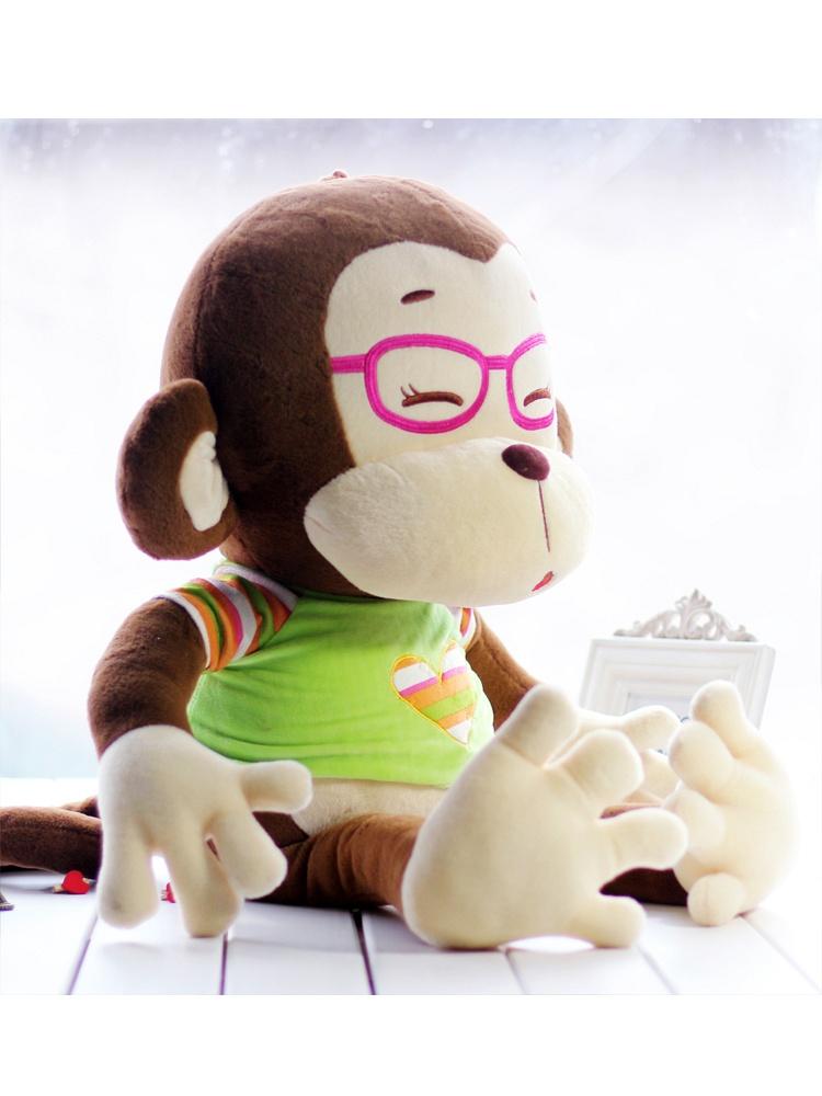 安吉宝贝 55cm可爱猴子