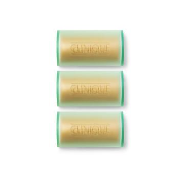 美国•倩碧 (Clinique) 洁面皂—清爽(型)150g(50g*3)