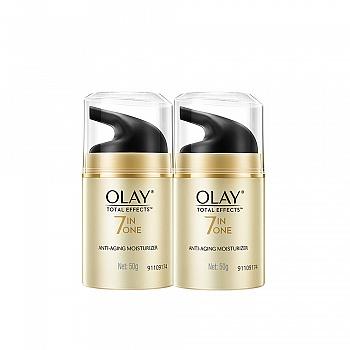 美国•玉兰油 (OLAY)多效修护霜(两支装)