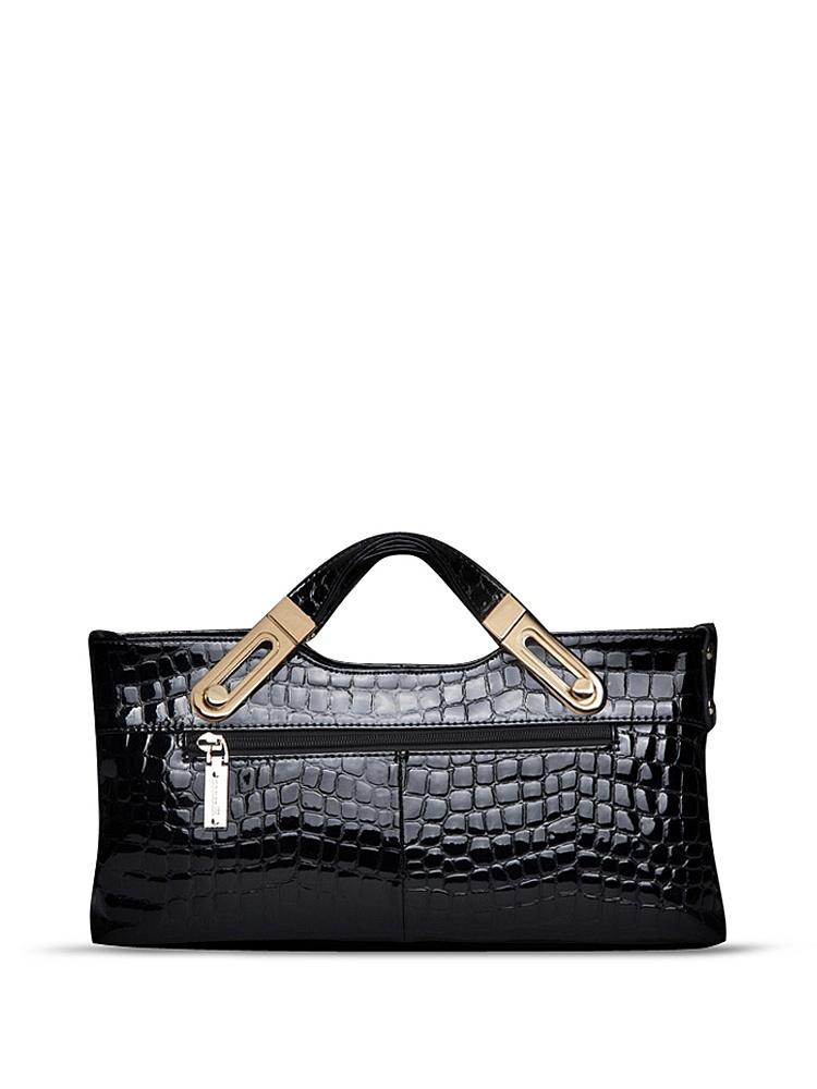 朱尔名品美白鳄鱼纹手提包-聚美优品-链条特欧美纤体瘦身沐浴露图片