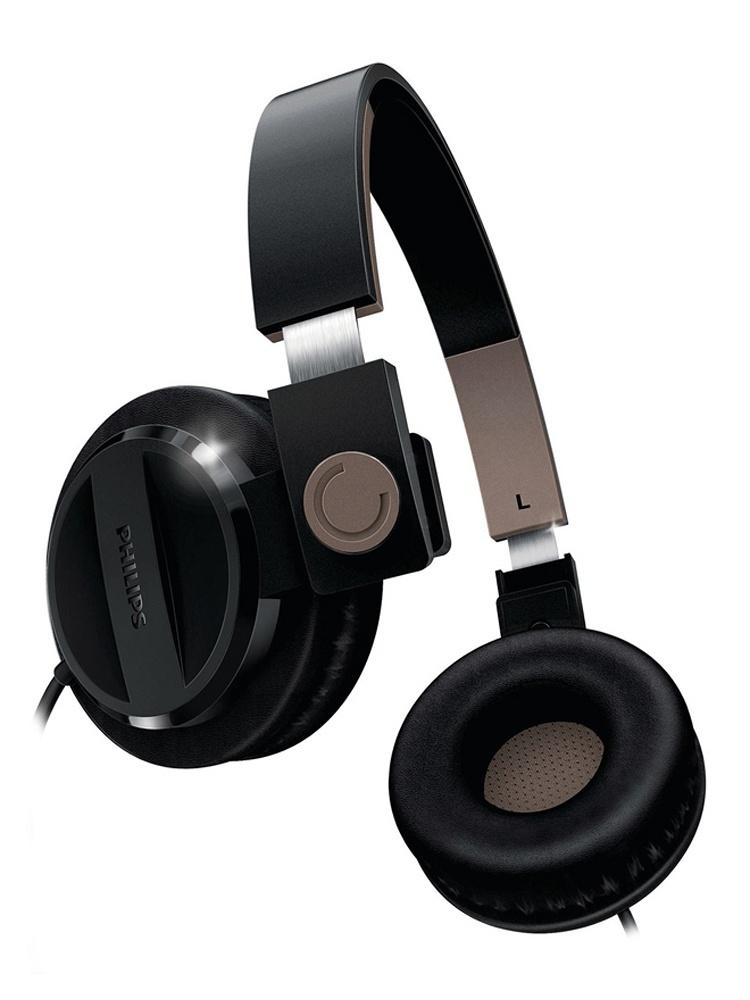 飞利浦 SHL4000头戴式耳机黑色 - 聚美优品 -