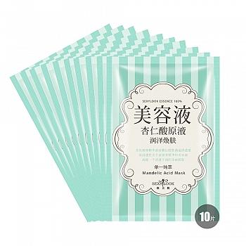 中国台湾•SexyLook玻尿酸保湿面膜25ml*10片/盒