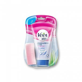 薇婷(VEET) 丝滑沁香沐浴用脱毛膏 135g (温和护肤型)