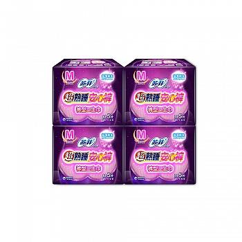 苏菲SOFY超熟睡安心裤裤型卫生巾M号 5片/包(3+1)包/箱