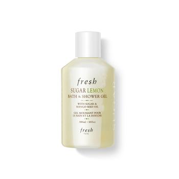 美国•馥蕾诗(Fresh)香甜/清爽柠檬香沐浴露300ml