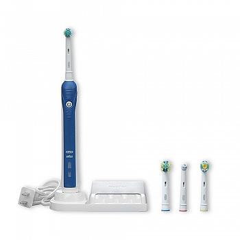 德国•欧乐B(Oral-B) D20.545 deluxe专业护理电动牙刷(新旧包装,随机发货)