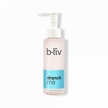新加坡•信美肌(bliv)保湿洁面啫喱 130ml