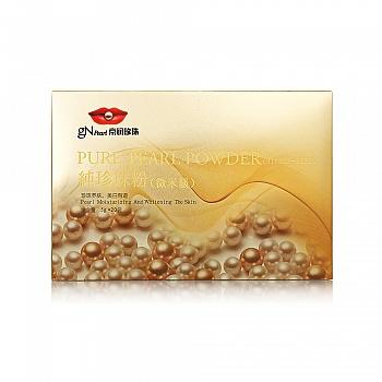 京润珍珠(gNpearl)纯珍珠粉(微米级)5g*20袋
