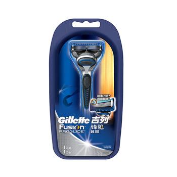 吉列(Gillette)锋隐超顺刀架(1刀头)