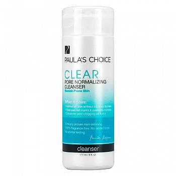 美国•宝拉珍选(Paula's Choice) 净颜平衡洁面凝胶(旅行装) 30ml