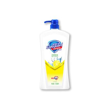 美国•舒肤佳(Safeguard)柠檬清香(新)沐浴露720ML