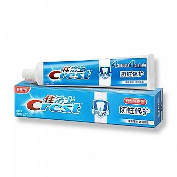 美国•佳洁士(Crest)健康专家防蛀修护牙膏(清莲薄荷) 200G