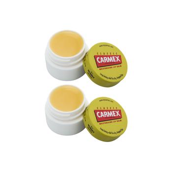美国•小蜜媞(Carmex)修护唇膏(盒状)7.5g*2