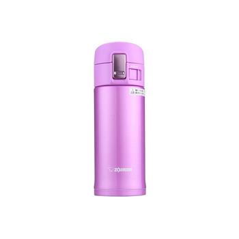 象印不锈钢保温杯杯SM-KB36紫色360ml-VJ