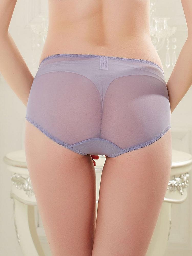 超薄舒适贴身隐形内裤