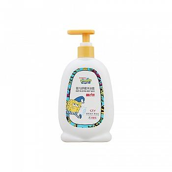 美国•海绵宝宝 (SpongeBob)婴儿舒缓沐浴露 300g