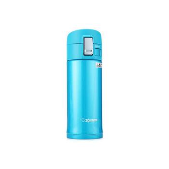 象印不锈钢保温杯杯SM-KB36蓝色360ml-AW