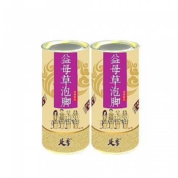 中国•足季益母草足泡泡腾颗粒250g*2