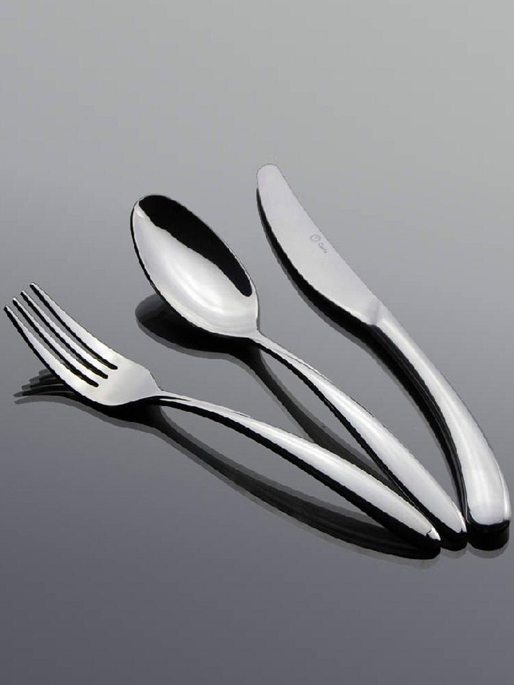 厨房餐饮用具品公爵欧式餐具套装西餐套装刀叉勺套装