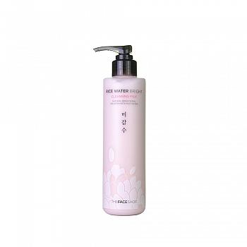 韩国•菲诗小铺(The Face Shop)米水亮透洁面奶 200ml