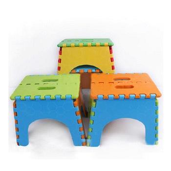 悠家良品加厚折叠凳子1个