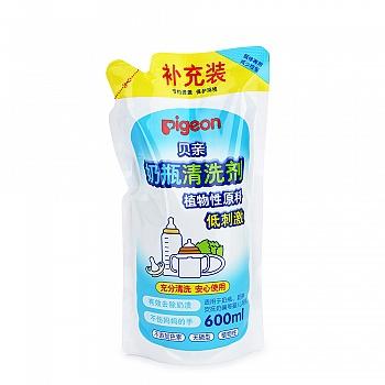 贝亲奶瓶清洗剂补充装600mlMA28