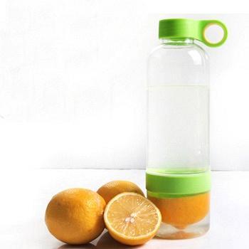 考比多功能水果榨汁杯柠檬杯800ml