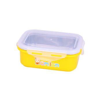 omilan 欧米兰 方形保鲜饭盒400ML