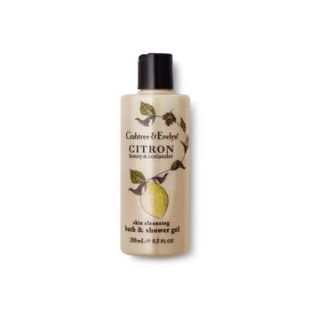 英国•瑰珀翠(Crabtree & Evelyn)蜂蜜柠檬沐浴啫喱250ml