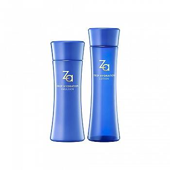 日本?Za恒潤水乳2件組(恒潤化妝水150ml+恒潤 乳液125ml)