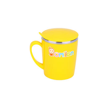 omilan 欧米兰儿童时尚水杯大号350ML