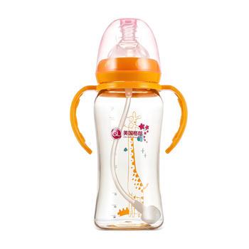 格朗 ( GL )  宽口径PPSU奶瓶300ml  N-5