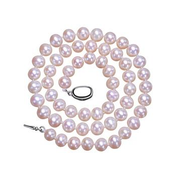 中国•简丹淡水珍珠10-11MM单圈项链