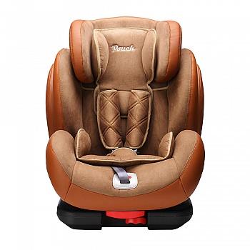pouch汽车安全座椅ISOFIX接口KS02棕
